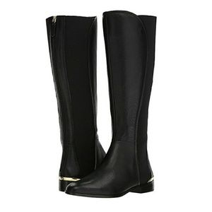 Louise et Cie Black Vallery Boots